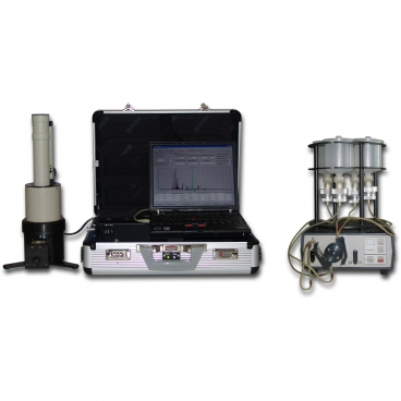 PRIZMA-ECO: Analyzer of Trace Concentrations of Heavy Metals in the Soil, Water and Air